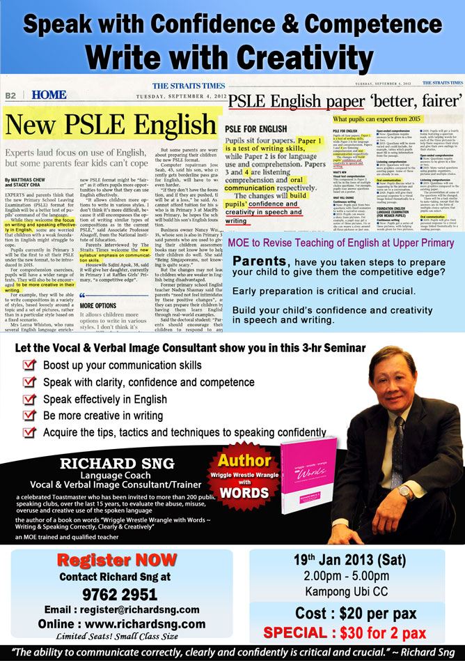 Speak-with-Confidence-and-competence-Write-with-Creativity-PSLE-English-Seminar
